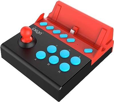 Arcade - Palanca de Mando para Nintendo Switch, Controlador de Barra de Lucha para Nintendo Switch: Amazon.es: Electrónica