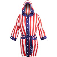 Apollo Creed Satin Robe Set - Get in the Ring