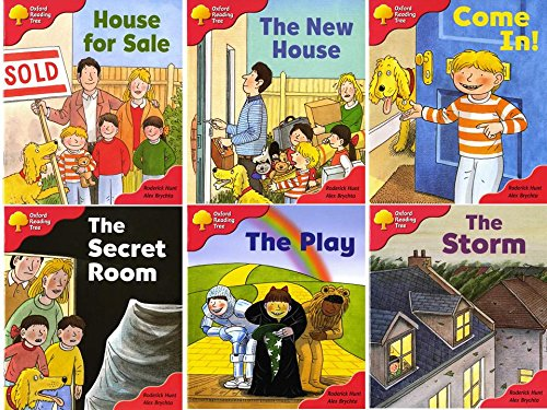 Read Online Oxford Reading Tree: Stage 4: Storybooks: Class Pack (36 Books, 6 of Each Title) PDF