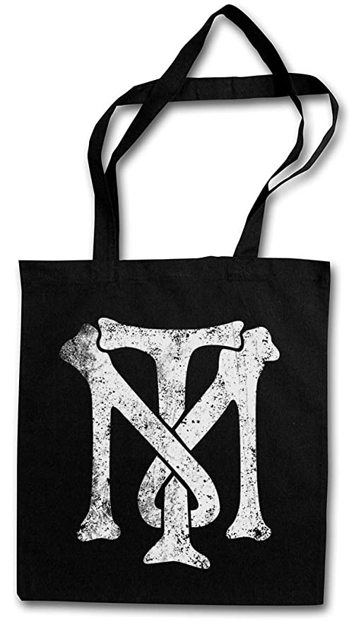 Amazon.com: TONY MONTANA TM Logo Reutilizable Hipster Bolsa ...