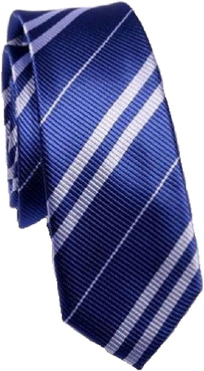 Kai Long - Corbata - Rayas - para hombre azul azul Talla ...