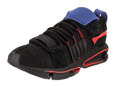 buy popular 4ddc0 ad600 adidas Mens Twinstrike Adv Originals BlackBlueRed Running Shoe 8 Men US