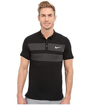 Nike Advantage Dri Fit unisexe Cool oberbekleidung XS Negro/Blanco (BLACK/WHITE) Qe0K8EwK