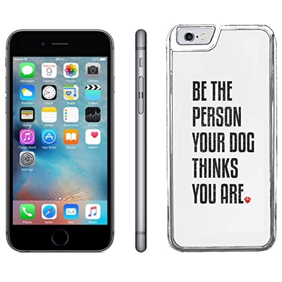 abaa71b672bbd6 iPhone 6 Clear Case,iPhone 6S Case Love Dog Quotes,iPhone 6 Love Dog