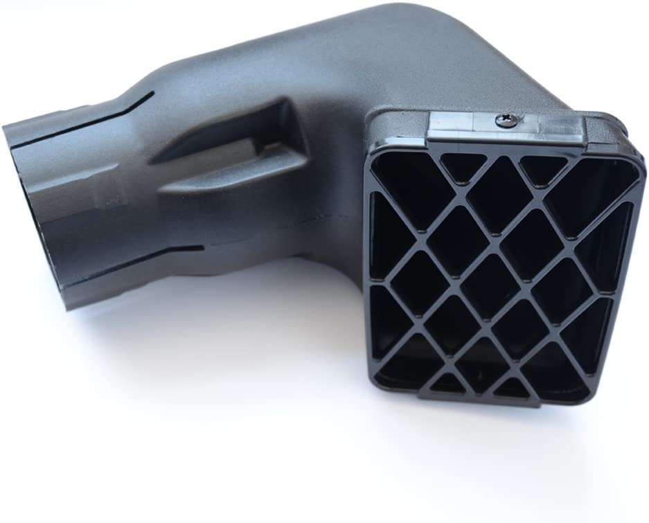 Universal Fit Off Road Replacement Mudding Snorkel Head Air Intake Ram 3/""