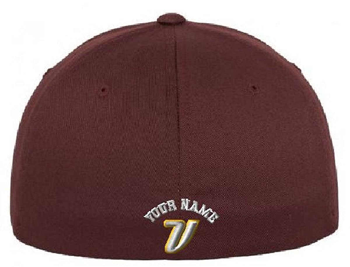 Chuchomorey Venezuela Vinotinto Cardiograma Personalizada Customizable Cap Hat Gorra L/XL at Amazon Mens Clothing store: