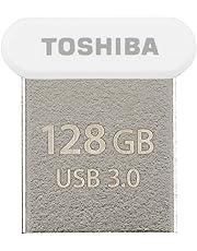 Toshiba THN-U364W1280E4 128GB U364 TransMemory USB 3.0 Flash Drive