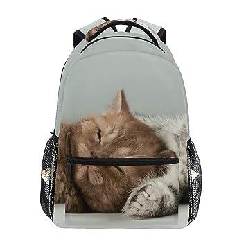 Twill Travel Laptop Backpack Mochila Escolar para Mujeres Hombres ...