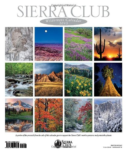 Sierra Club Calendar. Gifts Under $25 | 10 November, Every outdoorsy person loves a Sierra Club wilderness calendar. The beautiful pictures transport you to another place every month throughout the year. The perfect small gift for someone that's hard to shop for.