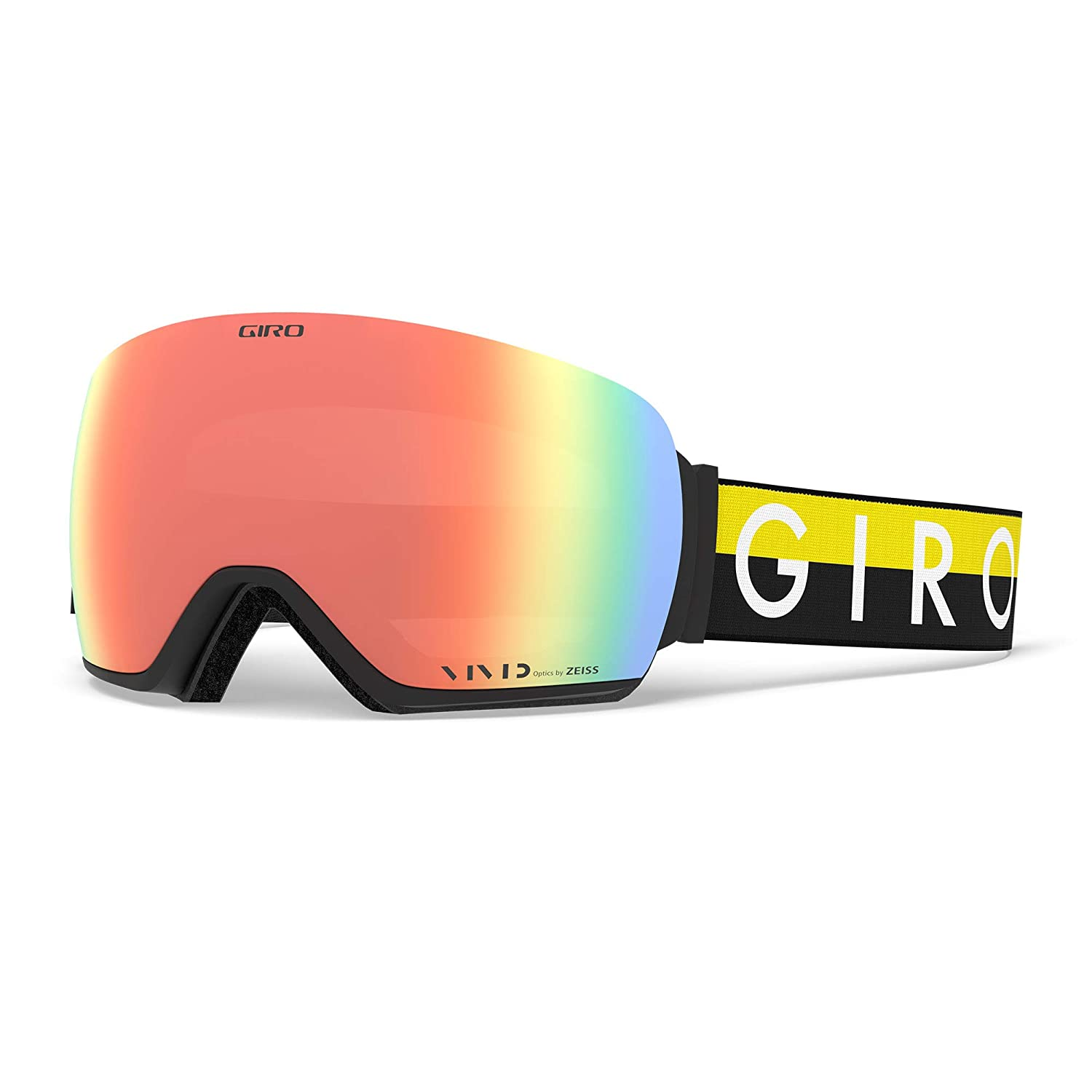 Amazon.com   Giro Article Snow Goggles Black Yellow Throwback - Vivid Onyx  Vivid Infrared   Sports   Outdoors bbf5ed3868a86