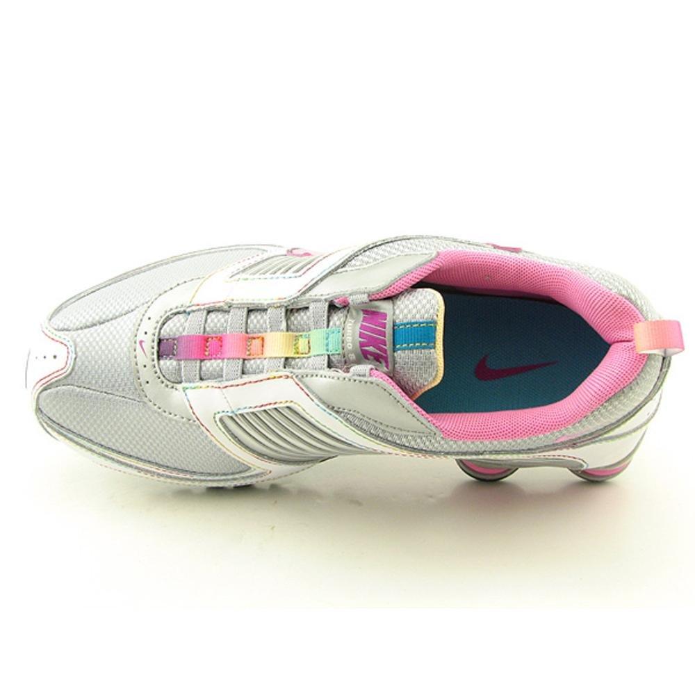 NIKE Shox Turbo 8 Alt Rund Sportliche Sneakers Schuhe Ohne