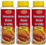 OSEM Golden Crisp Bread Crumbs, 15 oz, 3 pk