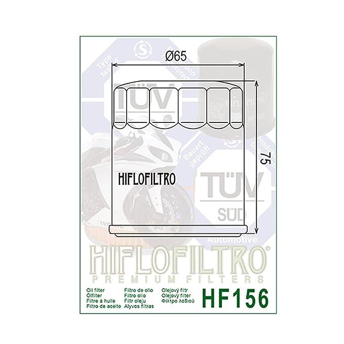 Filtre à huile HIFLO ktm 640 lc4 duke II 640 Duke//II 1999-2007