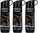 Best Insulated Filtered Water Bottles - Brita Black Camo Hard Sided Water Bottle With Review
