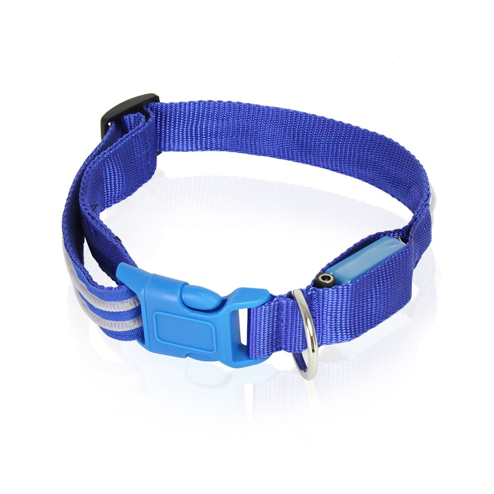 Greenmall Usb Rechargeable Led Dog Collar W/ Quick-Release Buckle Makes Your .. 14