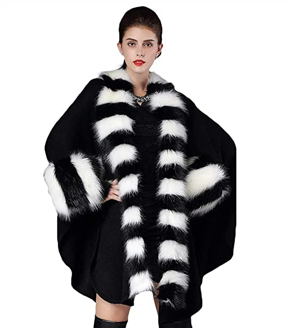 Abrigos Mujer Invierno Elegante Manga Largo Piel Sintética Outerwear Termica Moda Noble Modernas Niñas Ropa Señoras