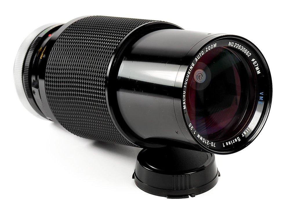 VIVITAR Series 1 VMC 70-210mm Constant F/3 5 Zoom Lens Macro