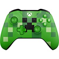 Microsoft Xbox One Minecraft Creeper Wireless Controller Deals