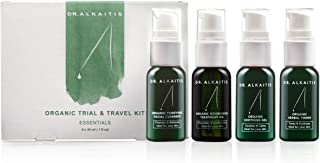 product image for DR. ALKAITIS Organic Trial & Travel Kit