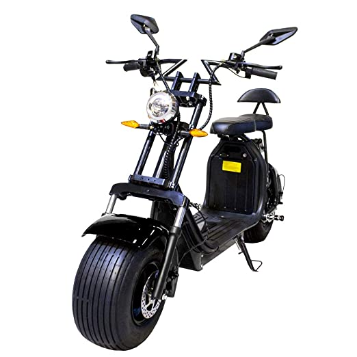 Moto eléctrica CityCoco. Potencia 2000W/18.2aH (Doble ...