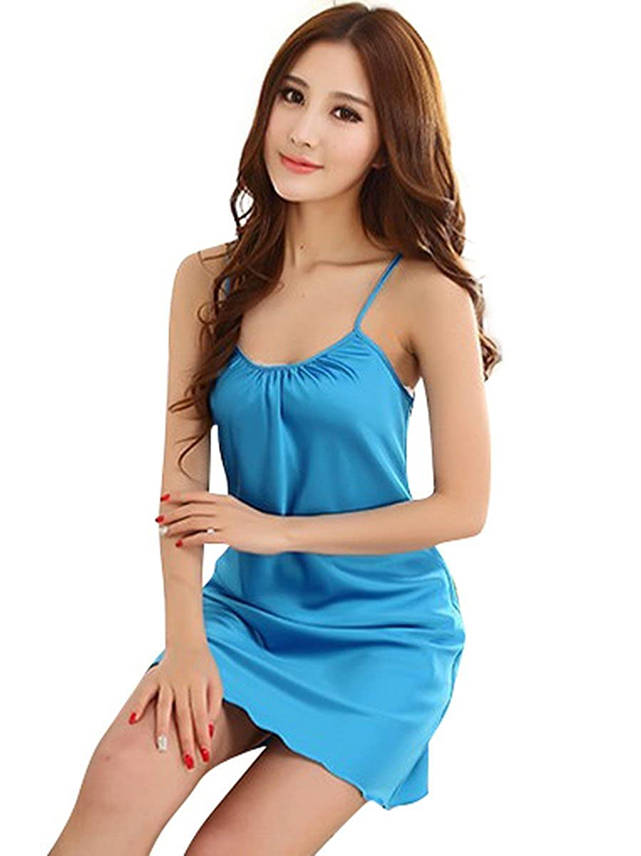 Theone Apparel Scoopneck Nightie Dress