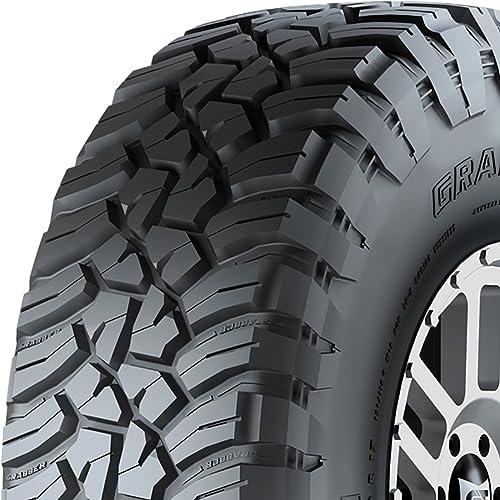 General Tire Grabber Radial Tire