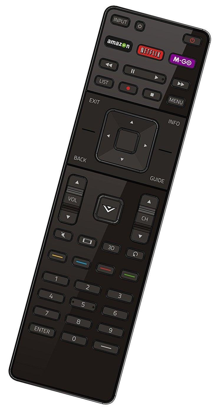 Control Remoto Smartby XRT510 IR infrarrojo Works All VIZ...