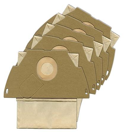5 Bolsas de aspiradora con filtro para Electrolux Mondo ...