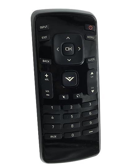 Vizio XRT020 TV Remote for LCD//LED HDTV E241-A1 E291-A1 E320-B2 D32H-C1 E320-B0