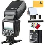 Godox V860II-F Flash Speedlite 2.4G TTL Li-on Sans Fil Pour Fujifilm DSLR Cameras
