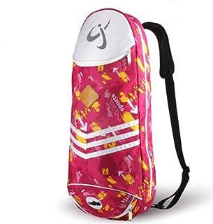 China Show impermeabile–Borsa per racchetta da badminton, Racchetta da Tennis di borsa, Singolo–Racchetta da spalla di borsa, Rosa Singolo-Racchetta da spalla di borsa Chinashow