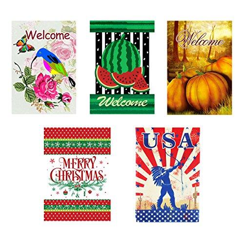 morigins-seasonal-holiday-garden-decorative-flag-set-of-5-12x18-inches