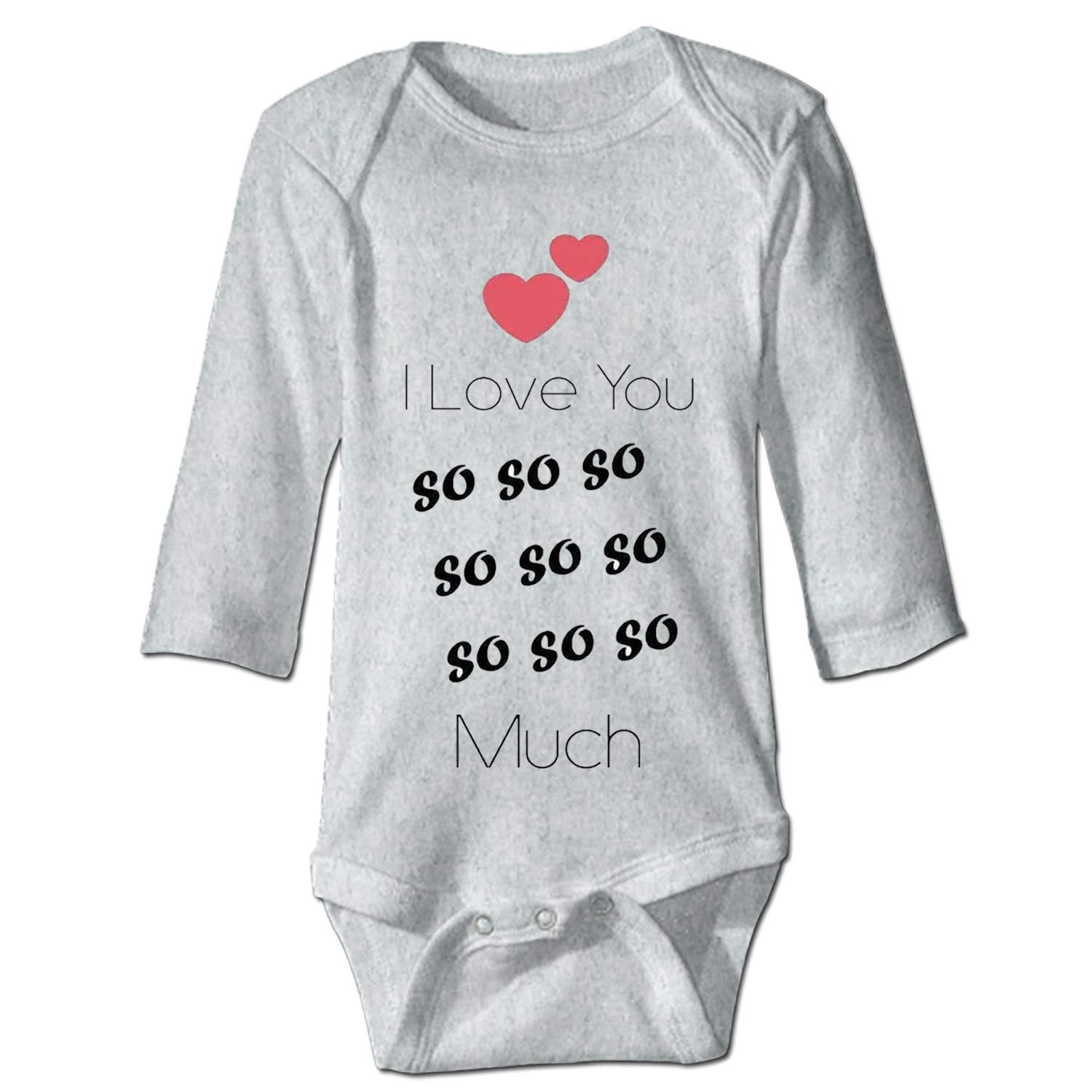 Chenqin-s Baby Long Sleeve Bodysuit May All Your Burn Infant Cotton Long-Sleeve Bodysuits