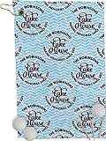 RNK Shops Lake House #2 Golf Towel - Full Print (Personalized)