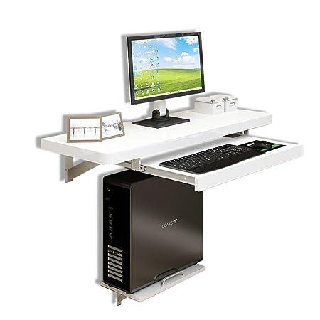 Duo Mesa de Ordenador Escritorio de la computadora con ...