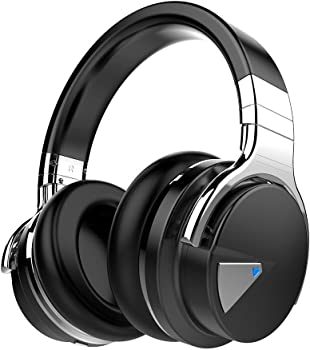 Cowin E-7 Over-Ear 3.5mm Bluetooth Headphones