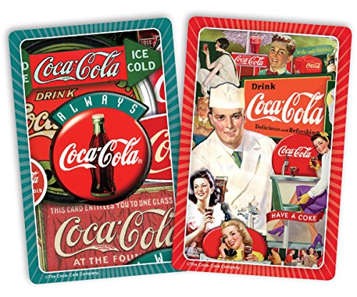 Springbok Coca-Cola Classics Playing Cards