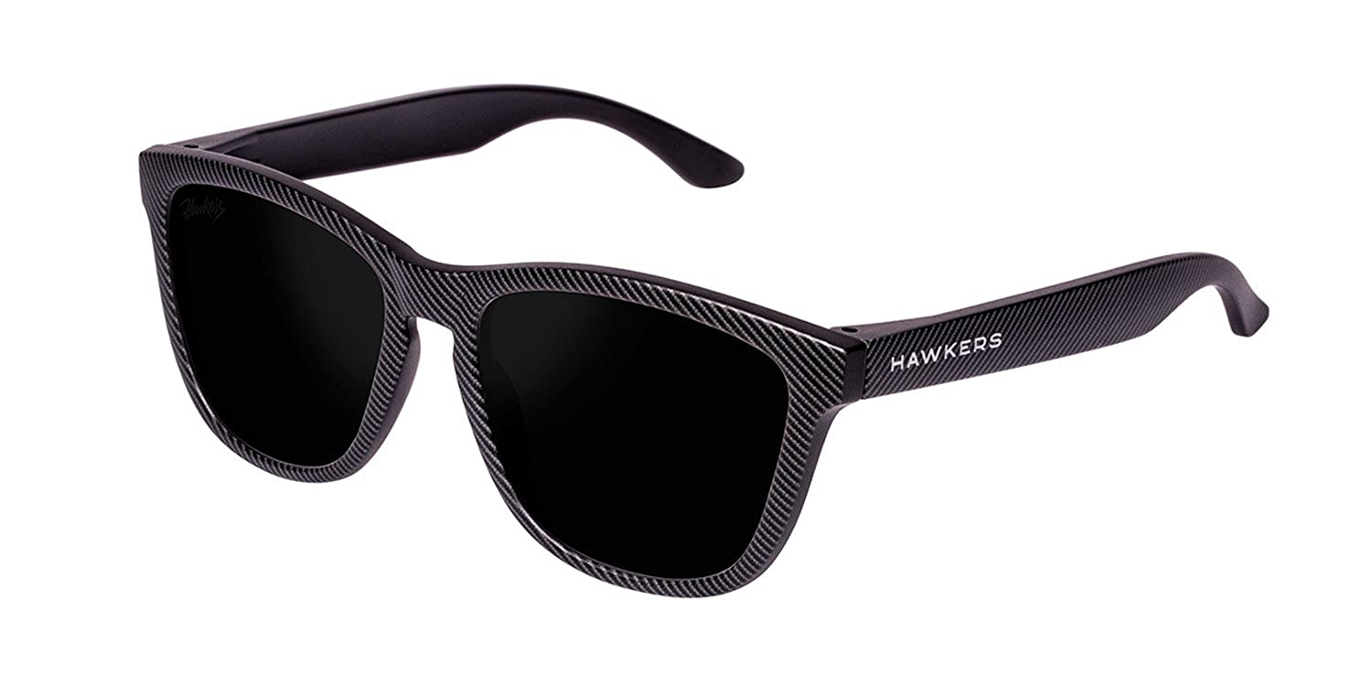 Hawkers Unisex Adults' CCTR02 Sunglasses, Black (Negro), 60