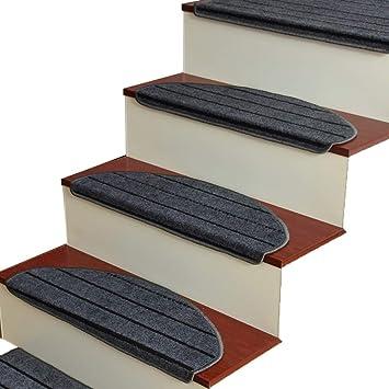 Amazon.de: BSNOWF Teppich Treppenstufen-Stufen-Streifen ...