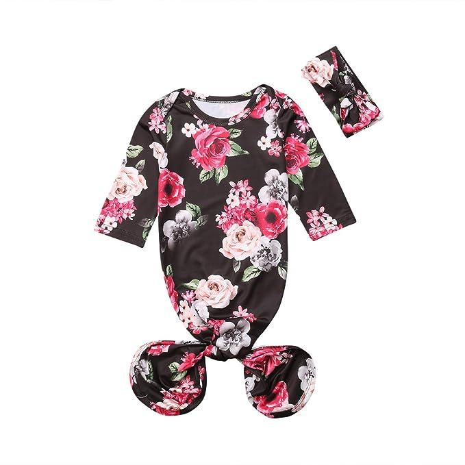 Amazon.com: Vestido de bebé para recién nacido, vestido ...