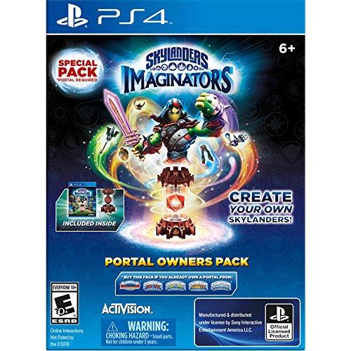 Skylanders Imaginators Portal Owners Pack - Playstation 4 (PS4)