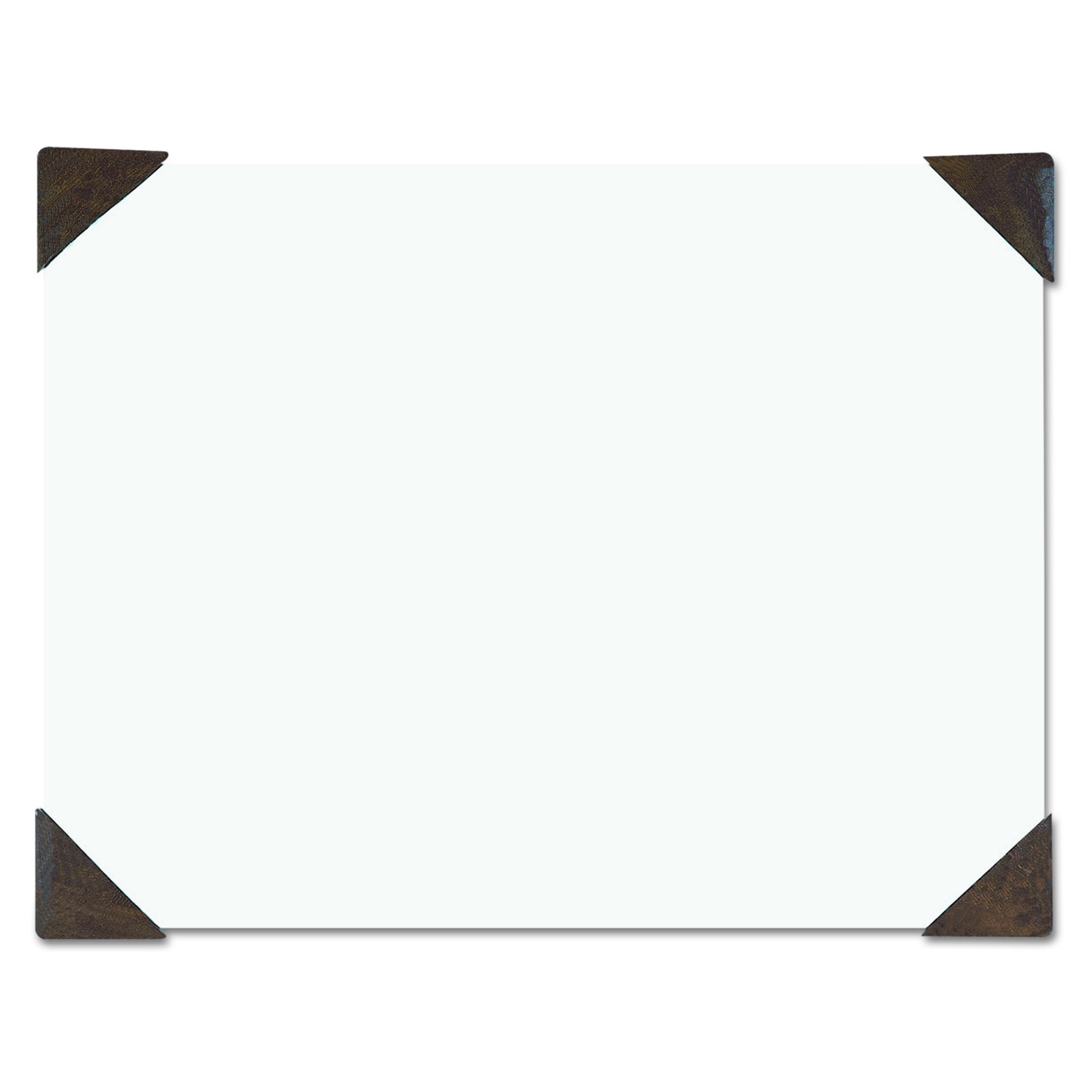 House of Doolittle Doodle Pad Refillable, 50 White Sheets, Brown Holder, 22 x 17 Inch (HOD40003)