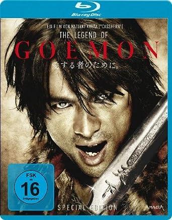 The Legend of Goemon [Alemania] [Blu-ray]: Amazon.es: Yosuke ...