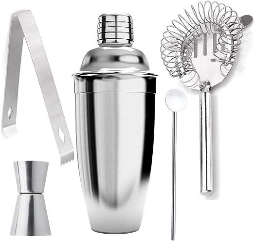 Compra Sinbide® 3 Piezas coctelera de licuadora con colador ...