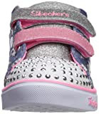 Skechers Kids Girls' Sparkle LITE-SPARKLELAND