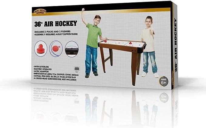 36 Multi Homewear 1921 Electric Air Hockey Table