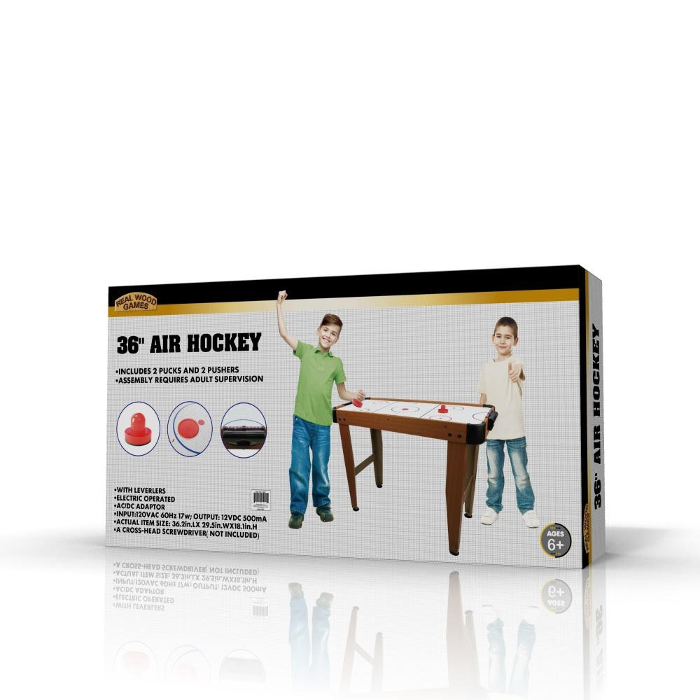 Air Hockey Table 36 Inch Playing Surface Electric