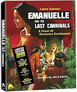 Emanuelle and the Last Cannibals [Blu-ray]