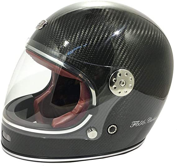 Viper casco integral carbono