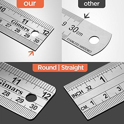 how to make a metal straight edge
